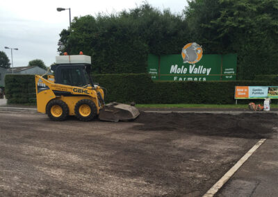 Curtis Contractors Exeter Mole Valley